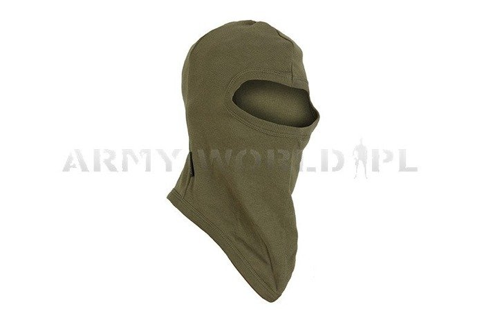 1-hole balaclava Profesional Cotton Oliv Mil-tec New