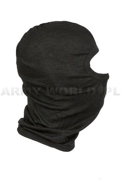 1-holes Balaclava Dutch Black Original Demobil