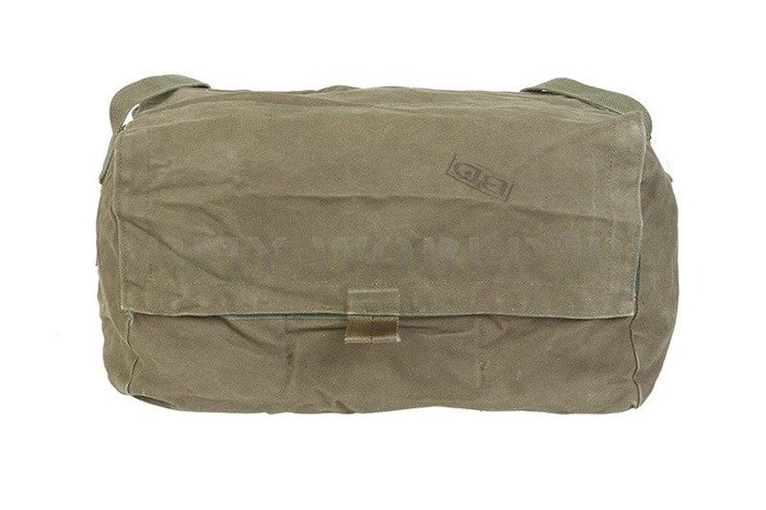 3-Chamber Bag For Equipment Oliv Military Original Demobil