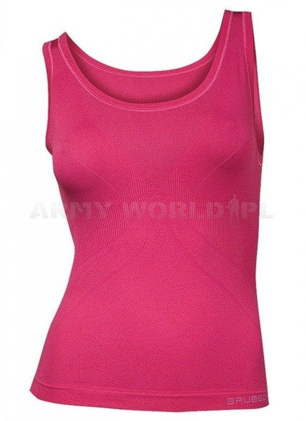 AERATE Sleaveless Top for Ladies BRUBECK Raspberry New SALE