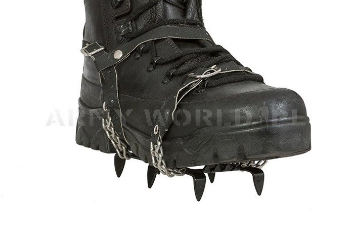 Antislip Crampons DUTRACO Dutch Army Universal Size Original