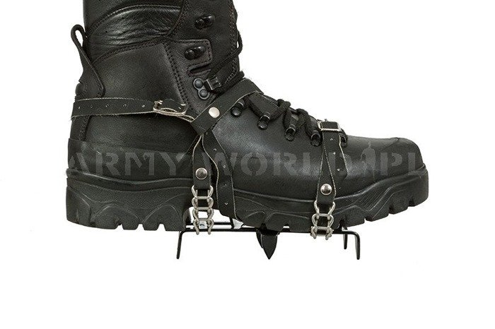 Antislip Crampons DUTRACO Dutch Army One Size Fits All Original Used
