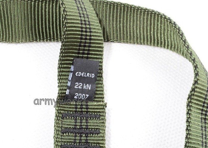 Auxiliary Climbing Tape EDELRID Loop Type 22 KN / 2,3 cm Demobil