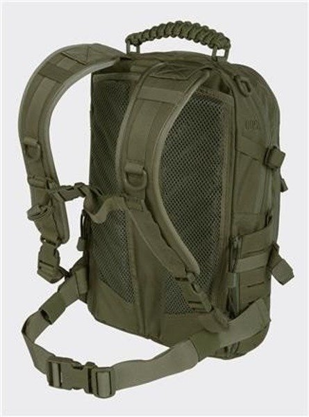 BACKPACK DIRECT ACTION Dust® - Cordura® - Oliv - Helikon-Tex NEW