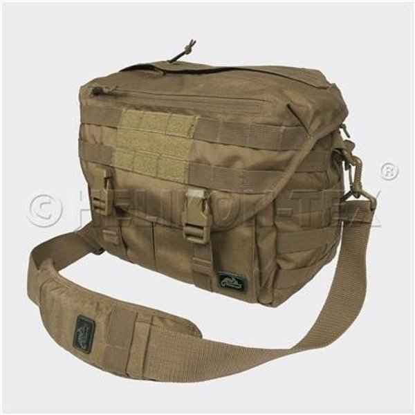 BAG WOMBAT Helikon-Tex WITH MOLLE SYSTEM Coyote