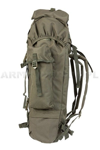 Backpack Import Oliv 65 Liters Mil-tec New