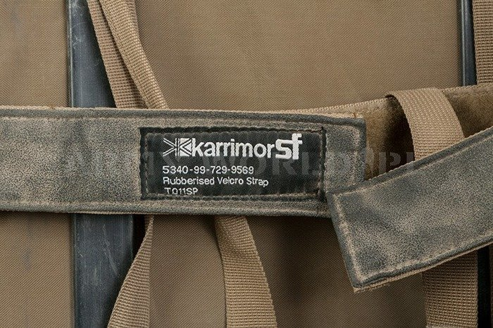 Backpack Karrimor SF ECM MTP Bergen 20l Oryginał Demobil
