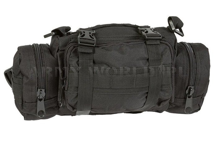 Backpack Mil-tec Defense Pack Assembly 36 Liters Black Original New