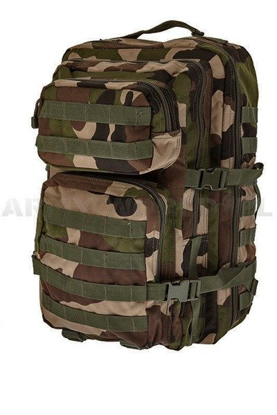 Backpack Model II US Assault Pack LG Camouflage CCE New