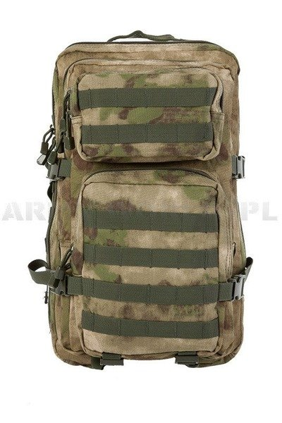 Backpack Model II US Assault Pack LG Camouflage MIL-TACS FG New