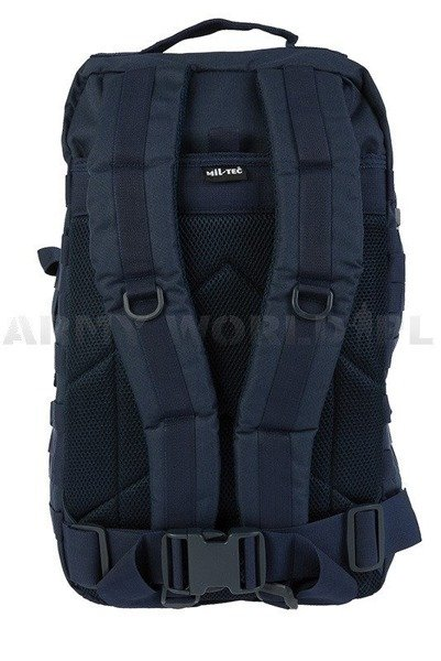 Backpack Model II US Assault Pack LG Dark blue New