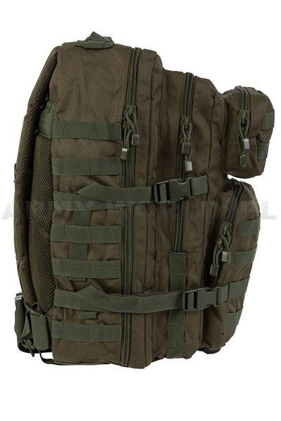 Backpack Model II US Assault Pack LG OLIV New