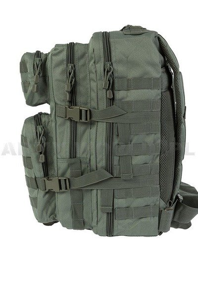 Backpack Model II US Assault Pack LG Szary/ Foliage New