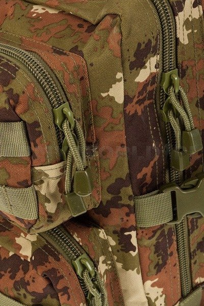 Backpack Model II US Assault Pack LG Vegetato Woodland New