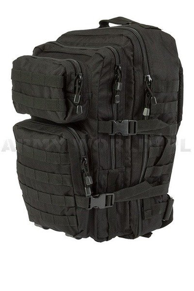 Backpack Model US Assault Pack SM Black New