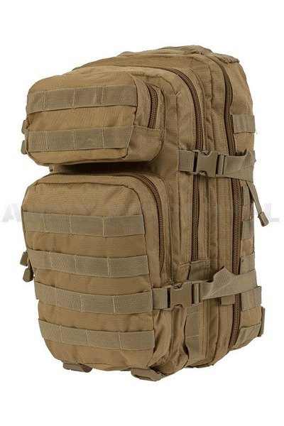 Backpack Model US Assault Pack SM Coyote New