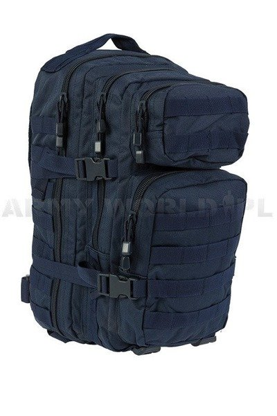 Backpack Model US Assault Pack SM Dark Blue New