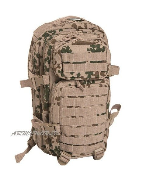Backpack Model US Assault Pack SM TROPENTARN / WUSTENTARN New