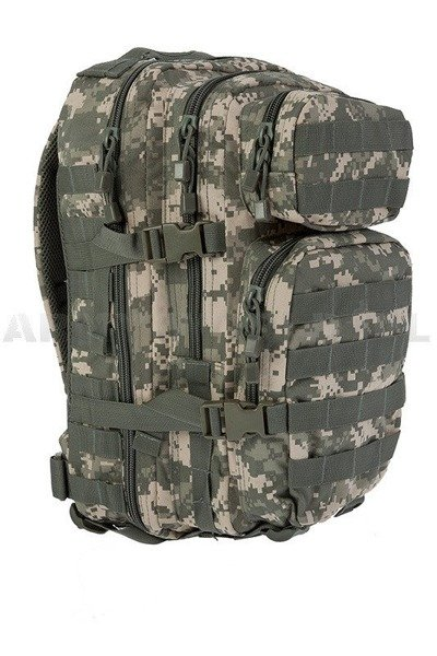 Backpack Model US Assault Pack Sm ACU - AT-DIGITAL New