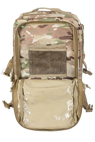 Backpack US Assault Pack LG model LASER CUT Camogrom New
