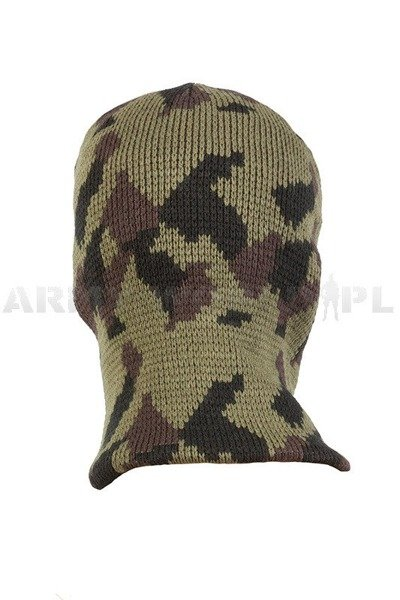 Balaclava Acrylic Camo Version Paintball ASG Quad Mil-tec New
