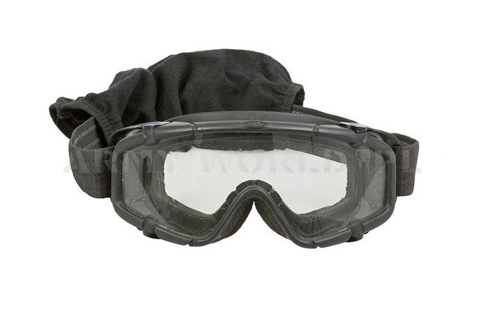 Ballistic Goggles Bolle Black Used