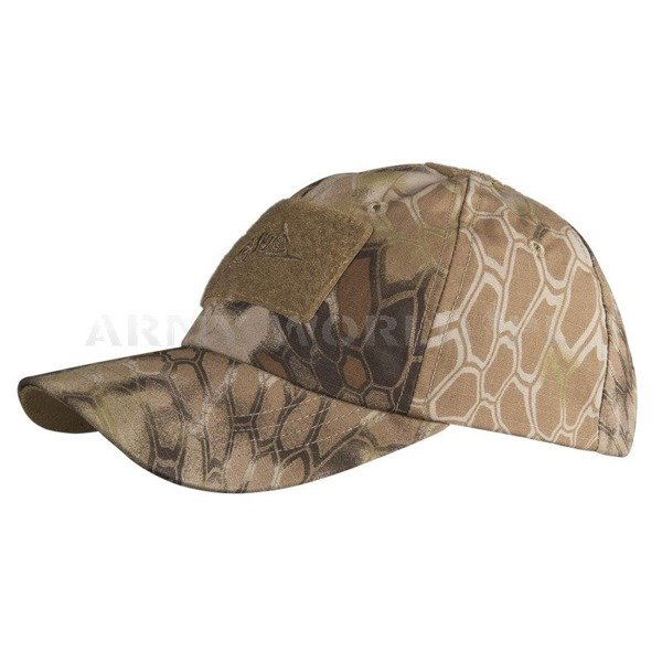 Baseball Cap Ripstop Helikon-Tex - Kryptek Highlander™  - New