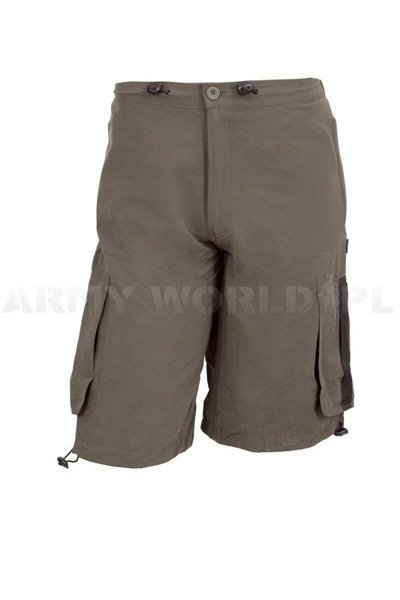 Bermuda Pants Shorts Parks Outdoor Passion Oliv New