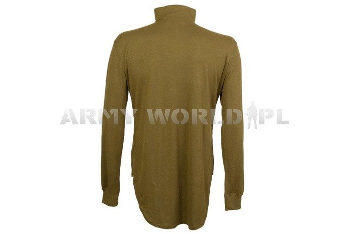 British Army Thermal Trikot  Undershirt Olive Original Used