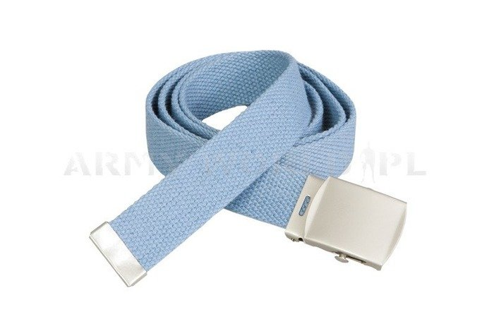 British Army Webbing Belt Model US Blue New