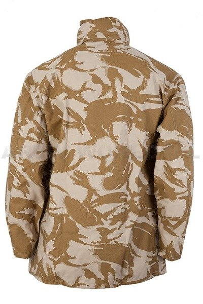 British Military Jacket DPM Desert Gore-Tex Original Demobil
