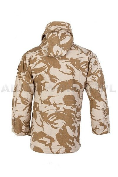 British Military Parka Jacket DPM Desert Original New