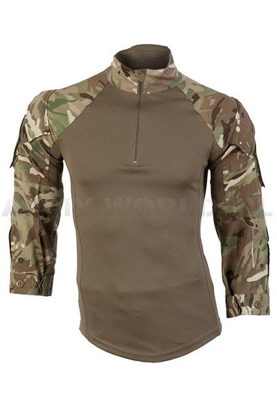 British tactical shirt to wear under vest combat shirt mtp for Original under armour shirt