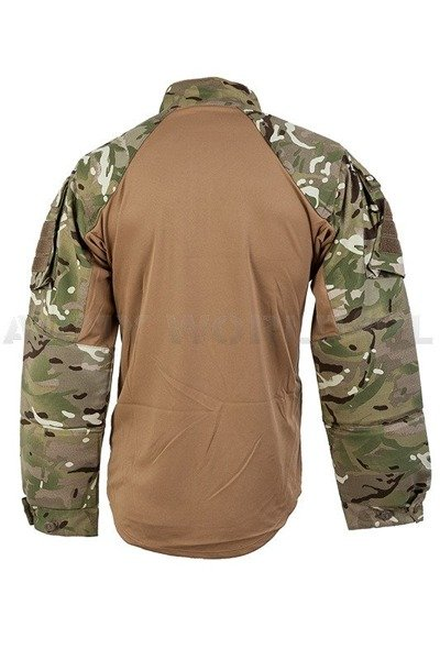 British Tactical Shirt With Protective Pads Combat Shirt MTP HOT WEATHER Original New