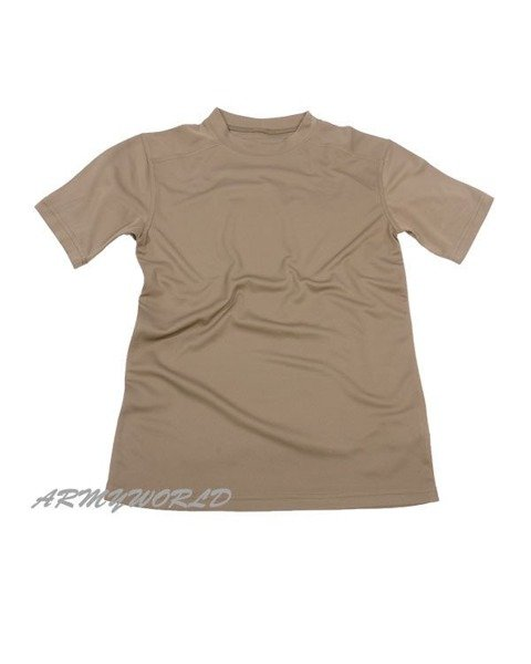 British Thermoactive T-shirt Coolmax Original Light Oliv Demobil - II Quality