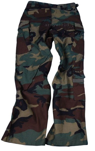 Cargo pants  SFU Special Forces Uniform Helikon-Tex NyCo Twill - Us Woodland