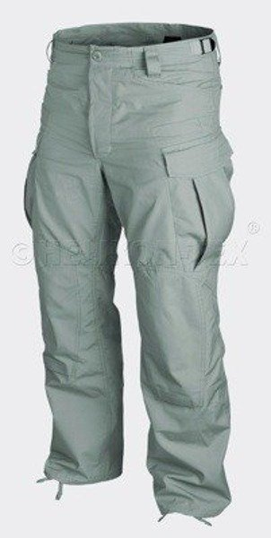 Cargo pants  SFU Special Forces Uniform Helikon-Tex PolyCotton Ripstop - Oliv Drab