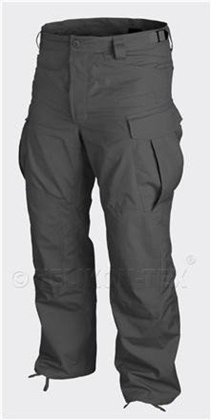 Cargo pants SFU Special Forces Uniform Helikon-Tex PolyCotton Twill - black