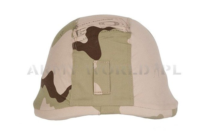 Case For Kevlar Helmet Dutch Army Desert 3-Color Original New