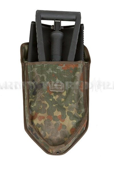 Case for Folding Shovel Bundeswehr Original Demobil SecondHand