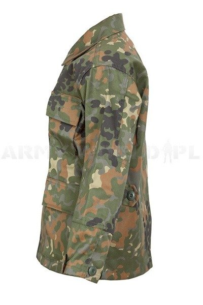 Chidren's Shirt Flecktarn Model US BDU Mil-tec New