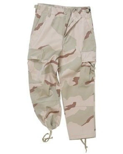 Children's Trousers Model US 3-Color Mil-tec New