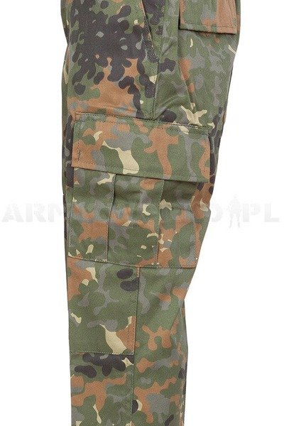 Children's Trousers Model US Flecktarn Mil-tec New