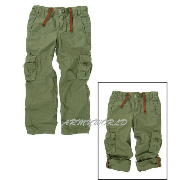 Children's pants new model oliv, bermuda pants for children
