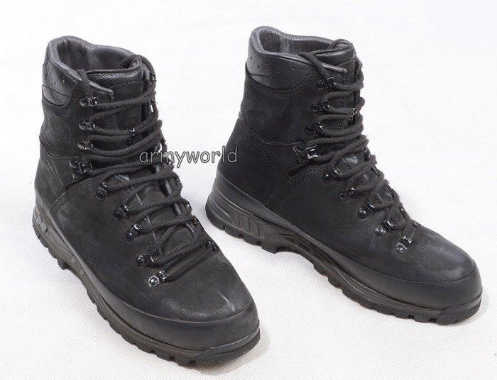 Climbing Boots Meindl MFS System Gore-tex Original Demobil Summer Version (M2) Very good Condition