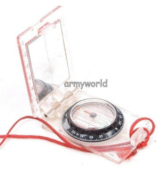 Compass RECTA DS 40 Military Dutch Original Demobil