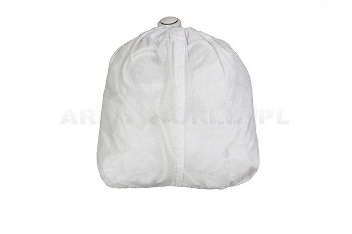 Cover For Backpack Military Dutch Winter Standard White Original Demobil