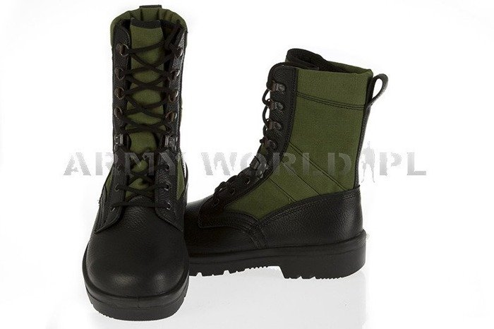 Dutch Boots Jungle Type New Model Original New