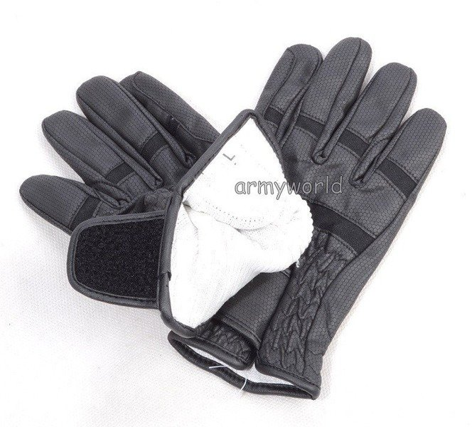 Dutch Leather Gloves Original New #74