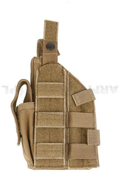Dutch Military Gunholster Universal BLACKHAWK Coyote Original Unused